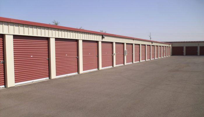 Copper Mountain Storage Facility