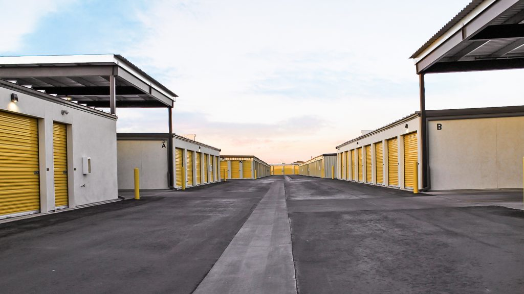 Life Storage on Ocotillo